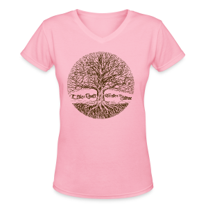 Roots - Women's V-Neck T-Shirt