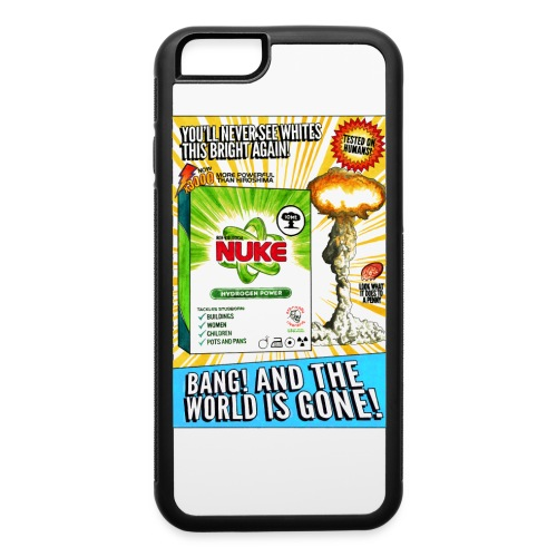 NUKE Apron - iPhone 6/6s Rubber Case