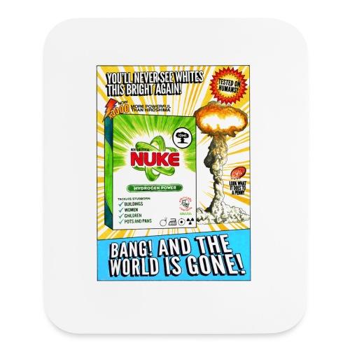 NUKE Apron - Mouse pad Vertical