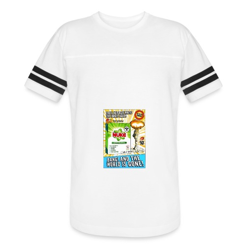 NUKE Apron - Vintage Sport T-Shirt