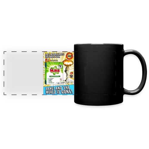 NUKE Apron - Full Color Panoramic Mug