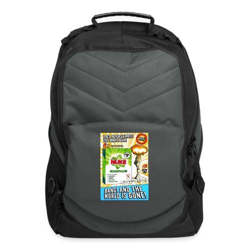 NUKE Apron - Computer Backpack