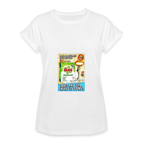 NUKE Apron - Women's Relaxed Fit T-Shirt