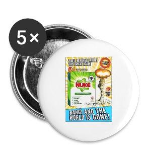 NUKE Apron - Large Buttons