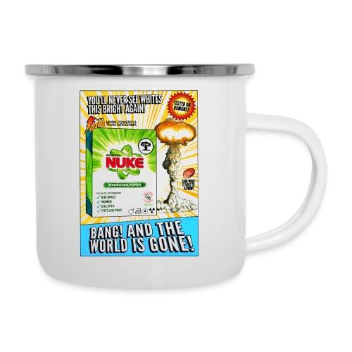 NUKE Apron - Camper Mug