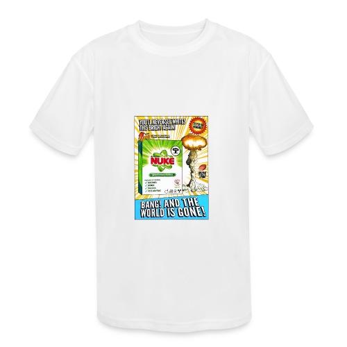 NUKE Apron - Kid's Moisture Wicking Performance T-Shirt