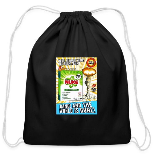 NUKE Apron - Cotton Drawstring Bag