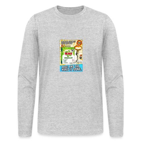 NUKE Apron - Men's Long Sleeve T-Shirt by Next Level
