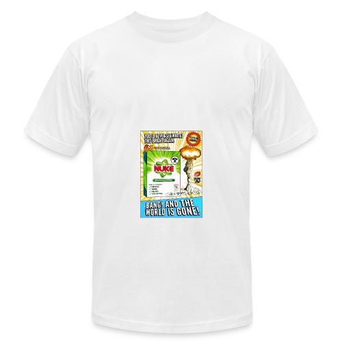 NUKE Apron - Men's Fine Jersey T-Shirt