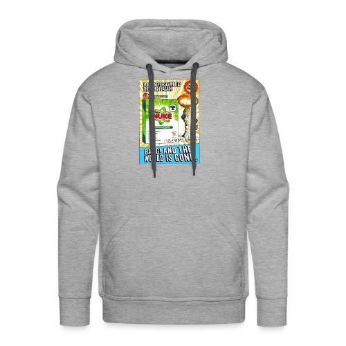 NUKE Apron - Men's Premium Hoodie