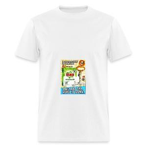 NUKE Apron - Men's T-Shirt