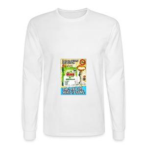 NUKE Apron - Men's Long Sleeve T-Shirt