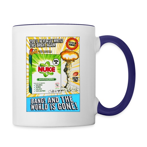 NUKE Apron - Contrast Coffee Mug
