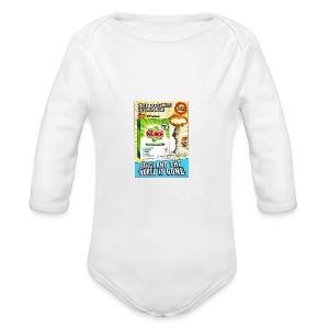 NUKE Apron - Long Sleeve Baby Bodysuit