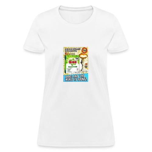 NUKE Apron - Women's T-Shirt