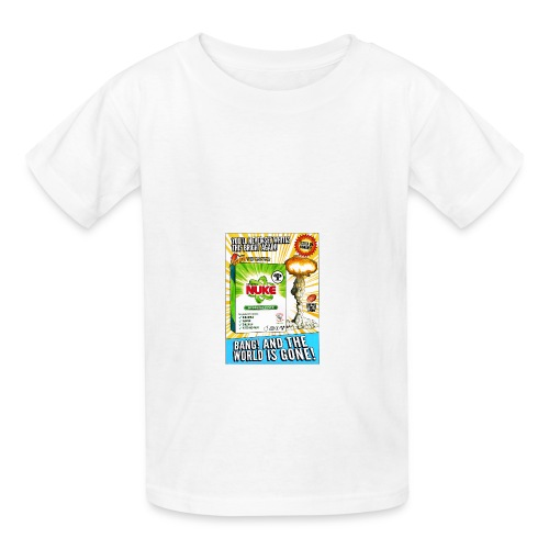 NUKE Apron - Kids' T-Shirt