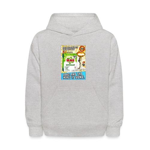 NUKE Apron - Kids' Hoodie