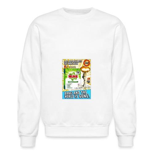 NUKE Apron - Crewneck Sweatshirt