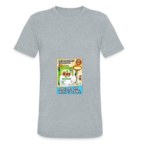 NUKE Apron - Unisex Tri-Blend T-Shirt