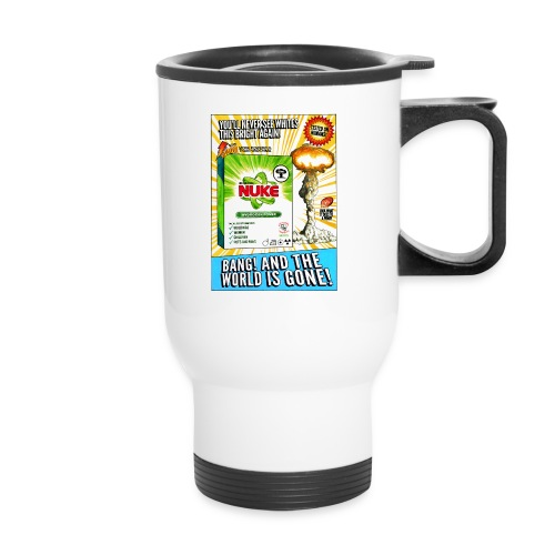 NUKE Apron - Travel Mug