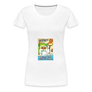 NUKE Apron - Women's Premium T-Shirt