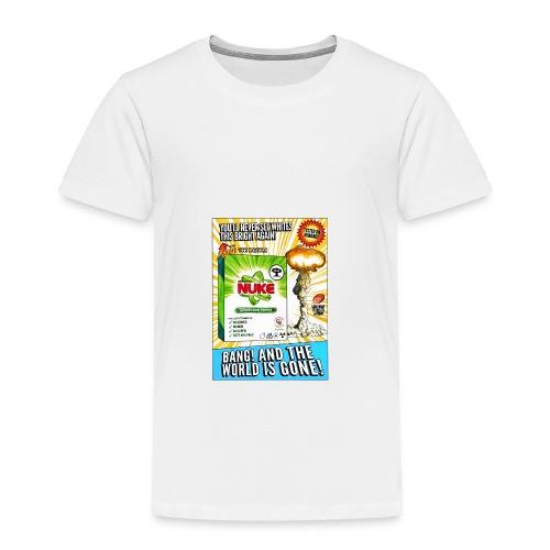 NUKE Apron - Toddler Premium T-Shirt