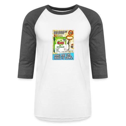 NUKE Apron - Baseball T-Shirt