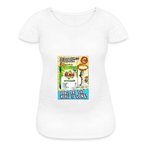 NUKE Apron - Women's Maternity T-Shirt