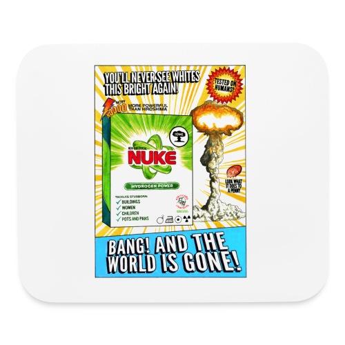 NUKE Apron - Mouse pad Horizontal