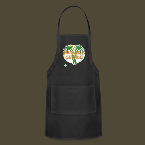 Paradise Suicide - Adjustable Apron