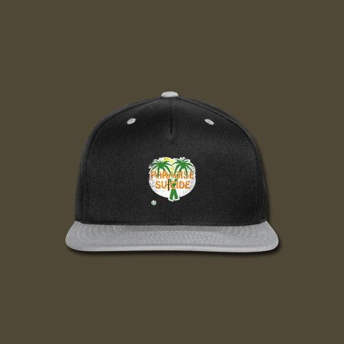 Paradise Suicide - Snap-back Baseball Cap