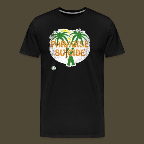 Paradise Suicide - Men's Premium T-Shirt