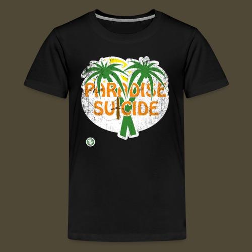 Paradise Suicide - Kids' Premium T-Shirt