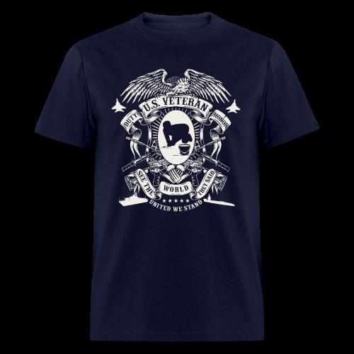 US Veteran - Men's T-Shirt