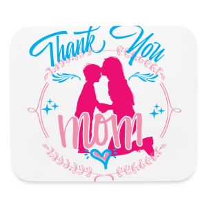 Mother's Day - Mouse pad Horizontal