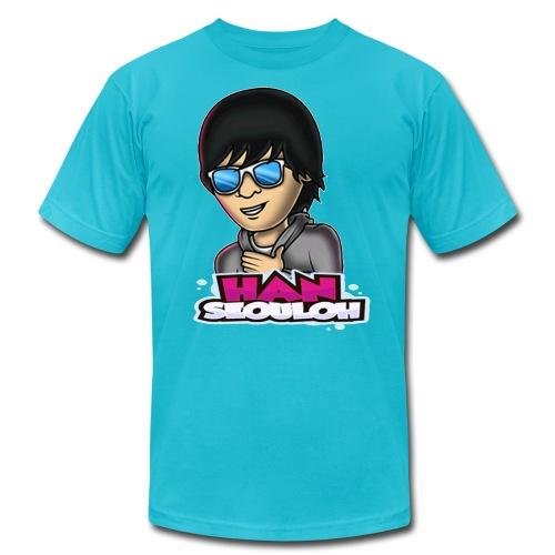 hsologo - Men's Fine Jersey T-Shirt