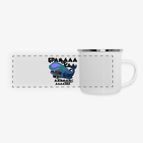 F*** YOU Space Whale - Panoramic Camper Mug