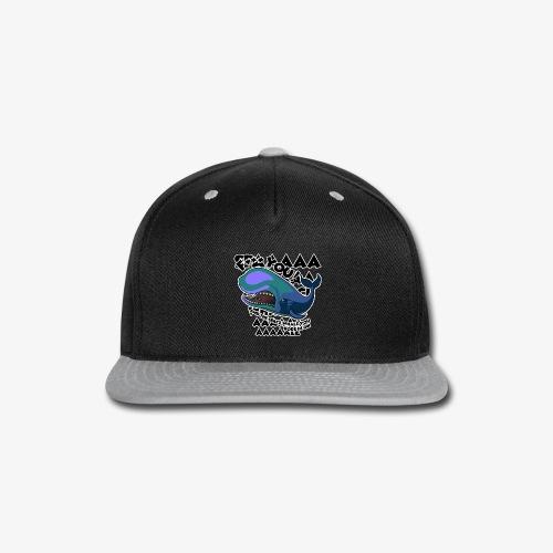 F*** YOU Space Whale - Snap-back Baseball Cap