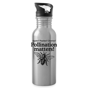 Pollination Matters Beekeeper Flowy Tank Top - Water Bottle