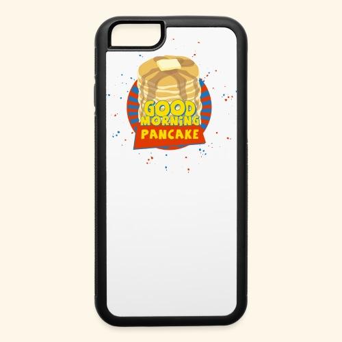 Goodmorning Pancake  - iPhone 6/6s Rubber Case