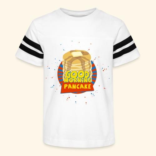 Goodmorning Pancake  - Kid's Vintage Sport T-Shirt