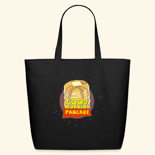 Goodmorning Pancake  - Eco-Friendly Cotton Tote