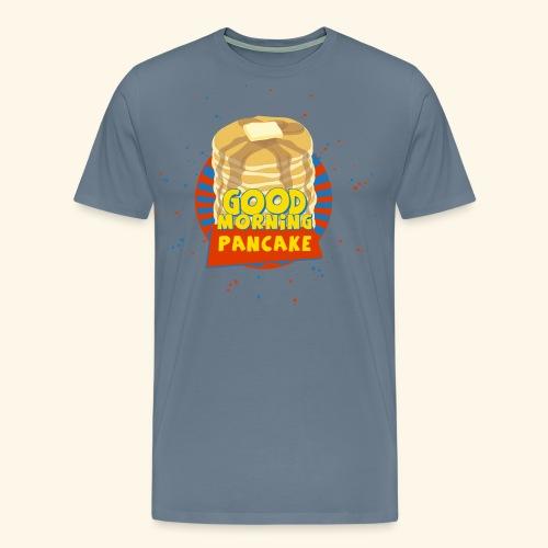 Goodmorning Pancake  - Men's Premium T-Shirt