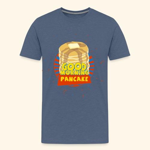 Goodmorning Pancake  - Kids' Premium T-Shirt