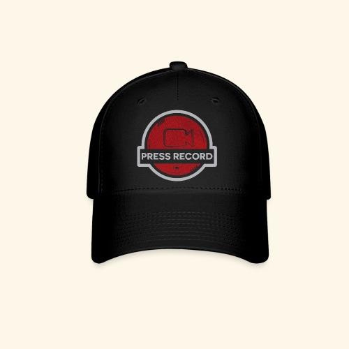 Press Record Button - Baseball Cap
