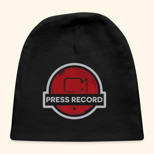 Press Record Button - Baby Cap