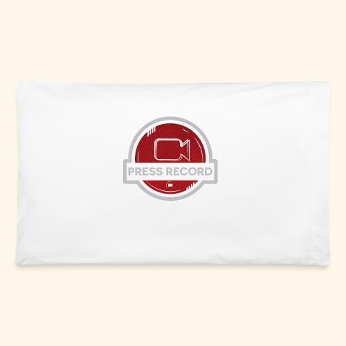 Press Record Button - Pillowcase 32'' x 20''