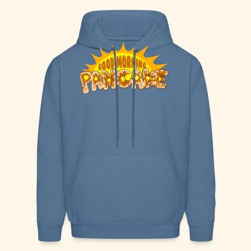 Goodmorning Pancake 2 Kids - Men's Hoodie