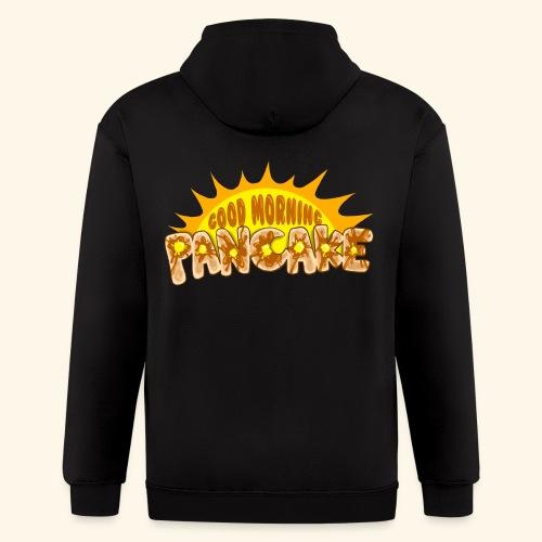 Goodmorning Pancake 2 Kids - Men's Zip Hoodie
