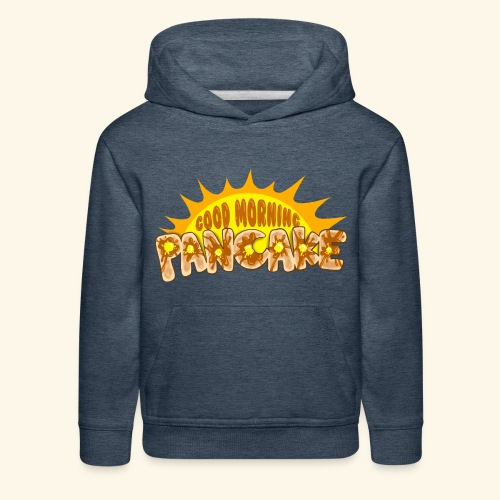 Goodmorning Pancake 2 Kids - Kids' Premium Hoodie